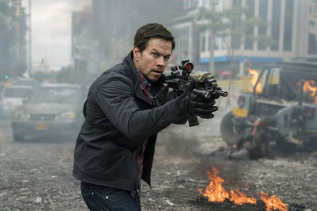 Mile 22 Mark Wahlberg foto dal film 1