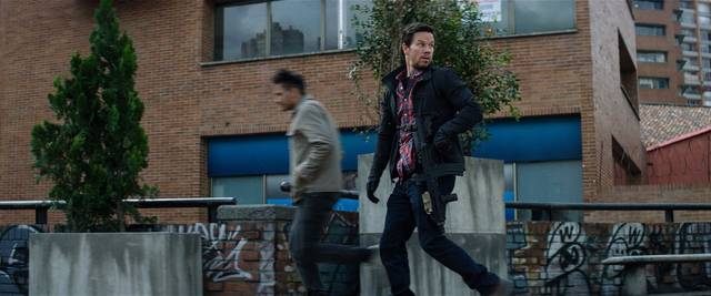Mile 22 Mark Wahlberg foto dal film 2