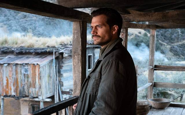 Mission Impossible - Fallout Henry Cavill foto dal film 3