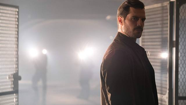 Mission Impossible - Fallout Henry Cavill foto dal film 6