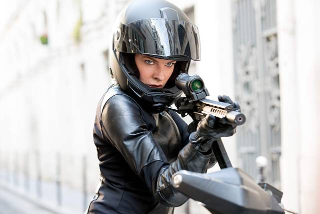 Mission Impossible - Fallout Rebecca Ferguson foto dal film 2