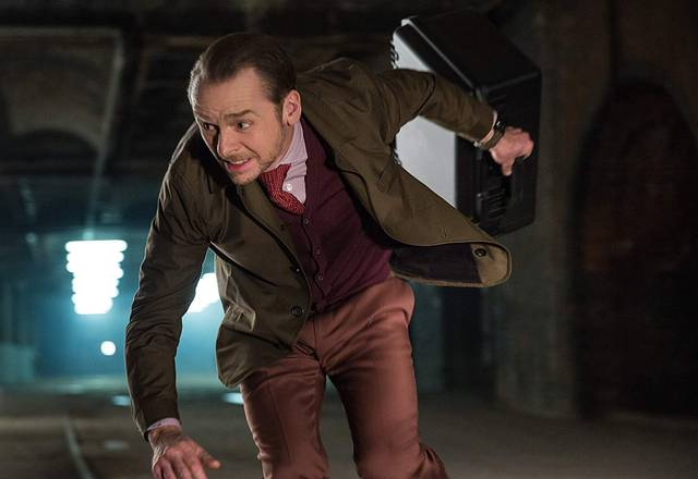 Mission Impossible - Fallout Simon Pegg foto dal film 4