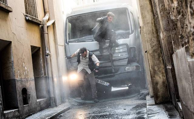 Mission Impossible - Fallout Tom Cruise Henry Cavill foto dal film 1