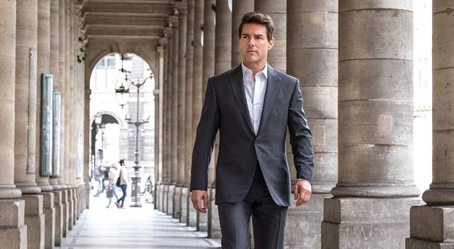 Mission Impossible - Fallout Tom Cruise foto dal film 2