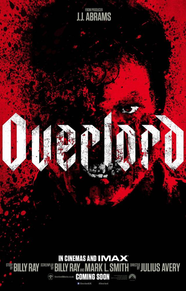 Overlord poster uk