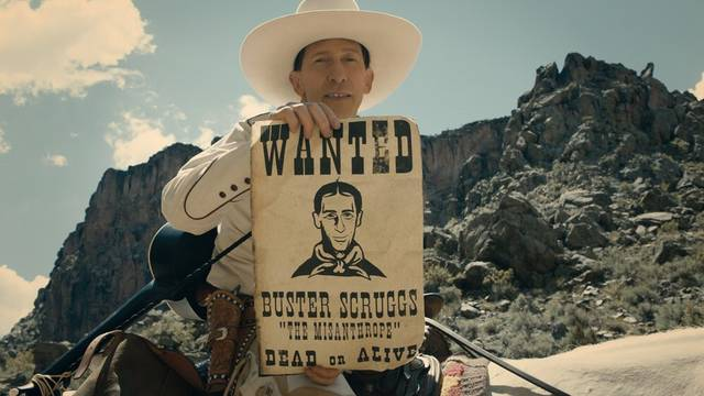 The Ballad of Buster Scruggs Tim Blake Nelson foto 1