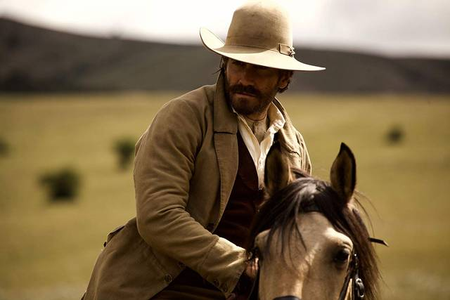 The Sisters Brothers Jake Gyllenhaal foto dal film 3