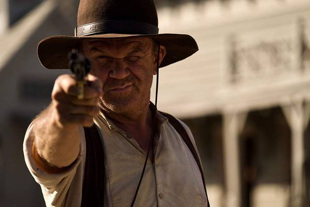 The Sisters Brothers John C. Reilly foto dal film 2