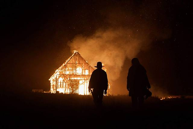 The Sisters Brothers foto dal film 4
