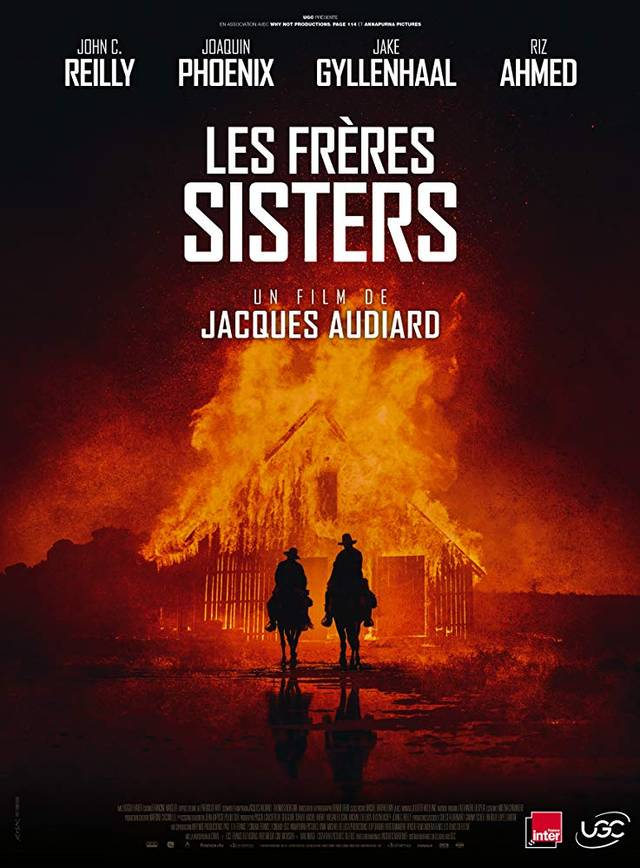 The Sisters Brothers Poster Francia