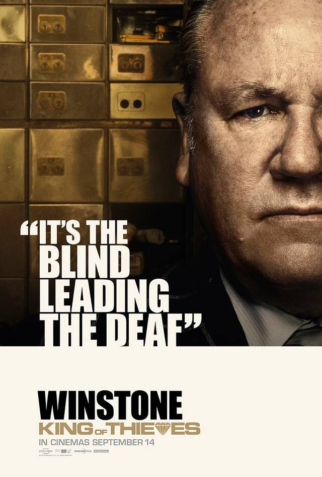 King of Thieves Teaser Character Poster USA 4