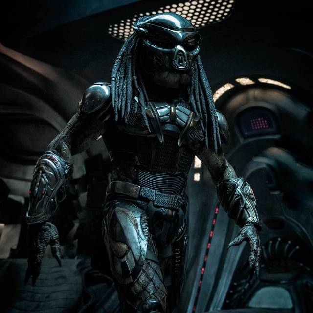The Predator foto dal film 1