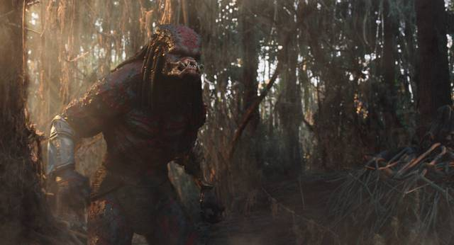 The Predator foto dal film 4