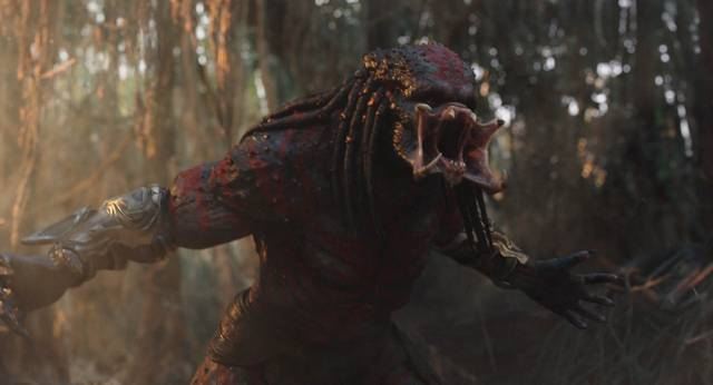 The Predator foto dal film 5