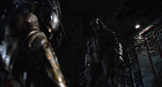 The Predator foto dal film 6