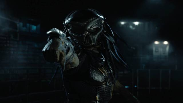 The Predator foto dal film 7