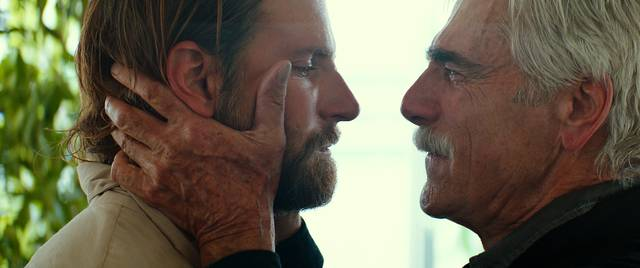 A Star is Born_Bradley Cooper Sam Elliott_foto dal film 4