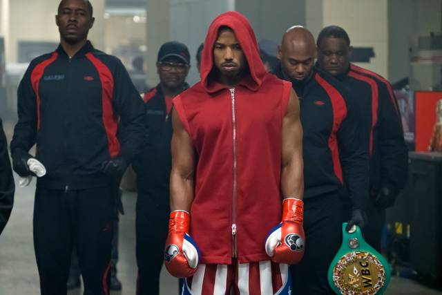 Creed II - Michael Bakari Jordan_foto dal film 3