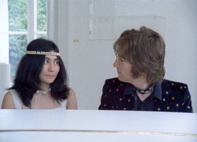 Imagine - John Lennon Yoko Ono_ film documentario musicale foto 7