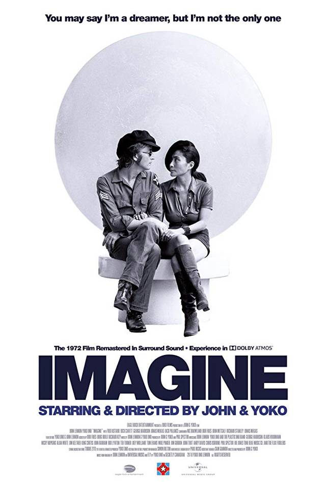Imagine Poster Internazionale 2