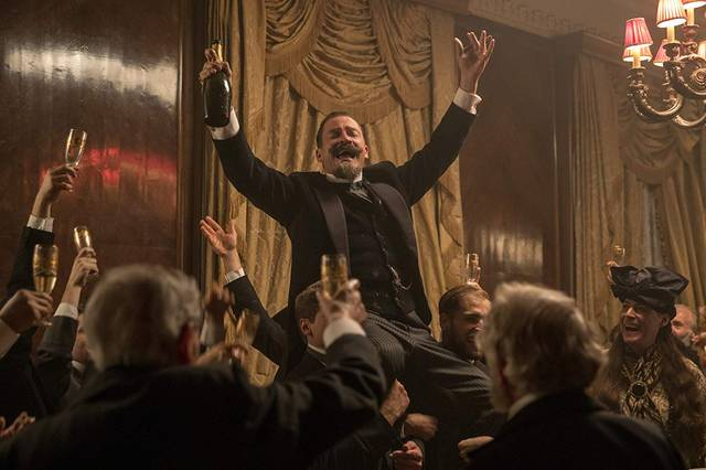 Colette Dominic West foto dal film 2