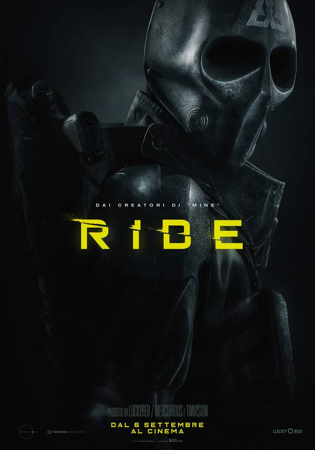 RIDE Teaser Character Poster Italia 4