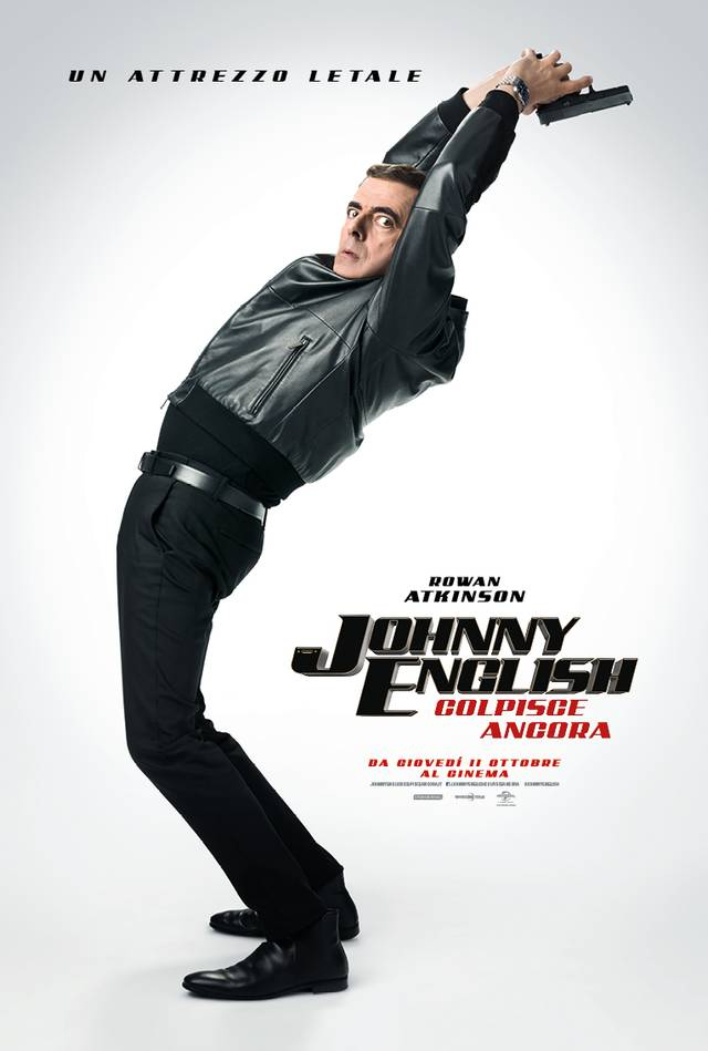Johnny English Colpisce Ancora_Teaser Character Poster Italia 1