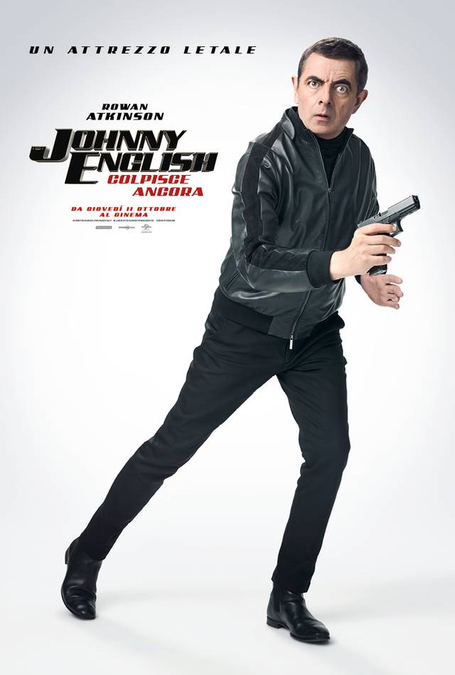 Johnny English Colpisce Ancora_Teaser Character Poster Italia 3