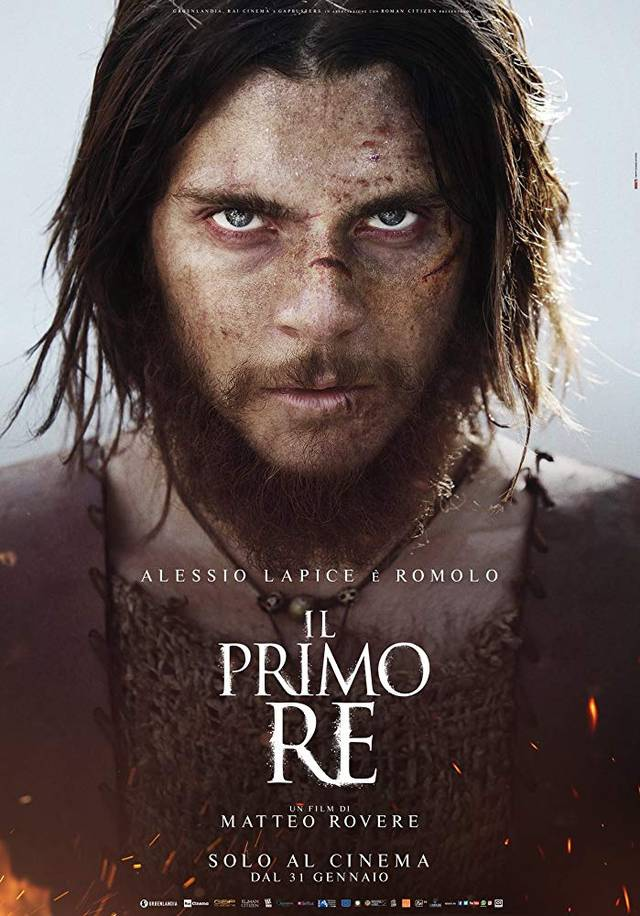 Il primo re Teaser Character Poster Italia 1