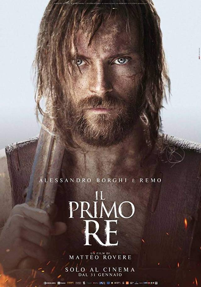 Il primo re Teaser Character Poster Italia 2
