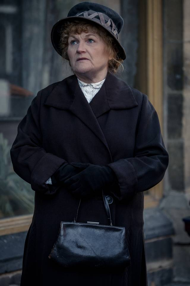 Downton Abbey Lesley Nicol foto dal film 1