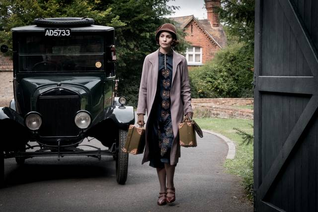 Downton Abbey Tuppence Middleton foto dal film 1