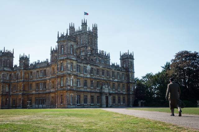 Downton Abbey foto dal film 1