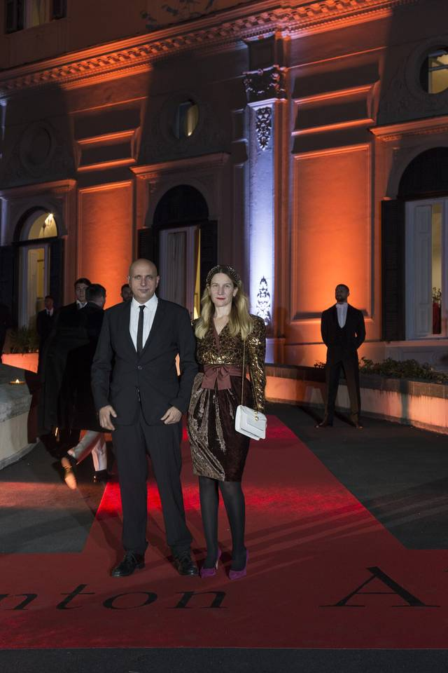 Downton Abbey_Festa del Cinema di Roma 2019_Villa Wolkonsky foto 14