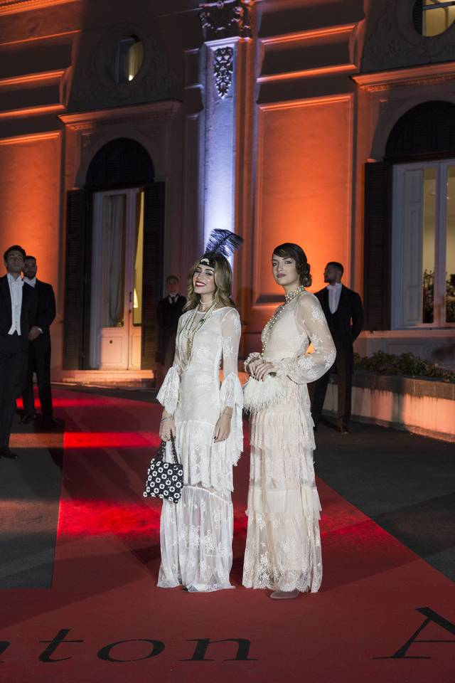Downton Abbey_Festa del Cinema di Roma 2019_Villa Wolkonsky foto 18