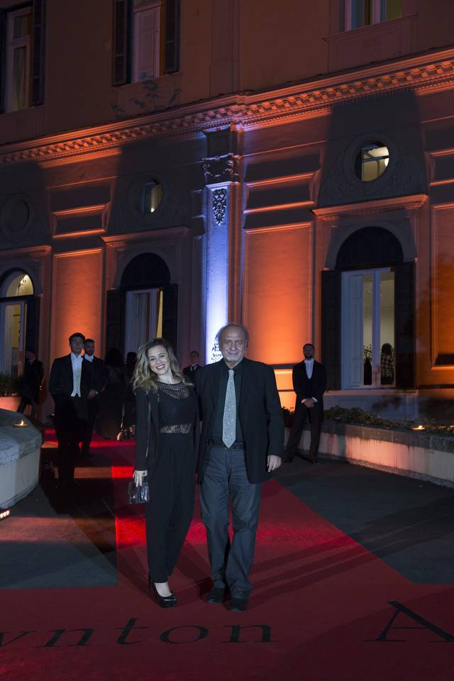 Downton Abbey_Festa del Cinema di Roma 2019_Villa Wolkonsky foto 19