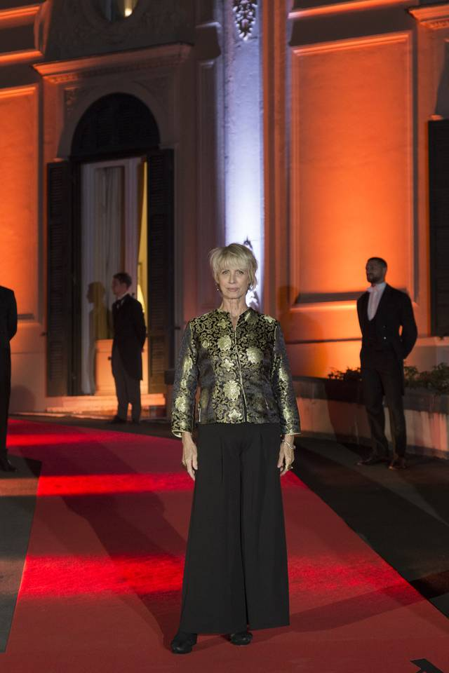 Downton Abbey_Festa del Cinema di Roma 2019_Villa Wolkonsky foto 6