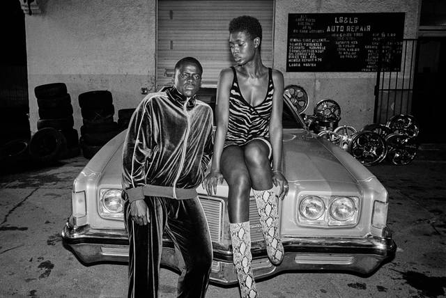 Queen & Slim Jodie Turner-Smith Daniel Kaluuya foto dal film 2