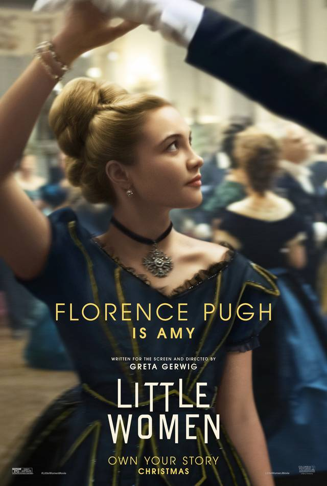 Piccole Donne Teaser Character Poster USA 4