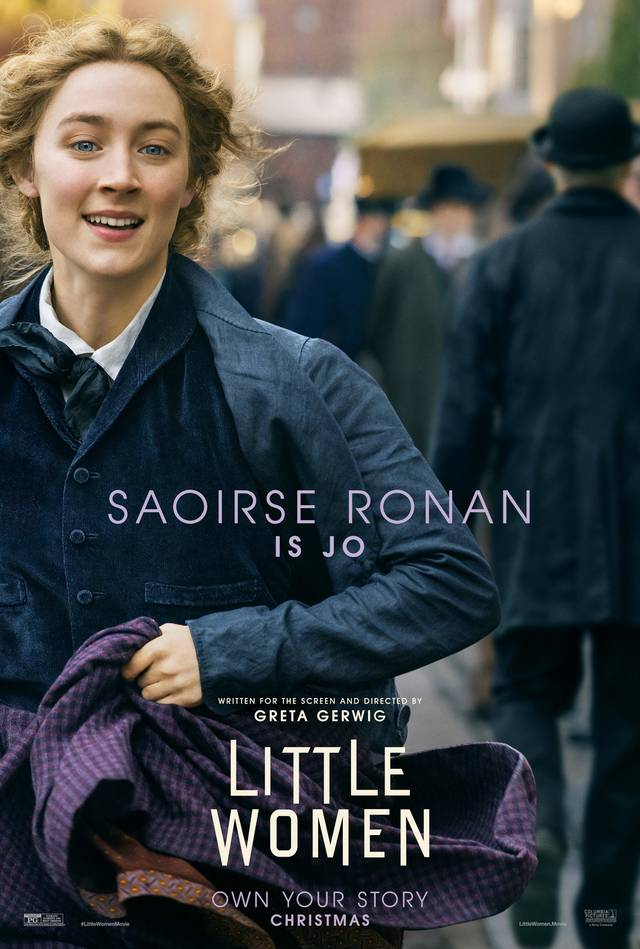 Piccole Donne Teaser Character Poster USA 7