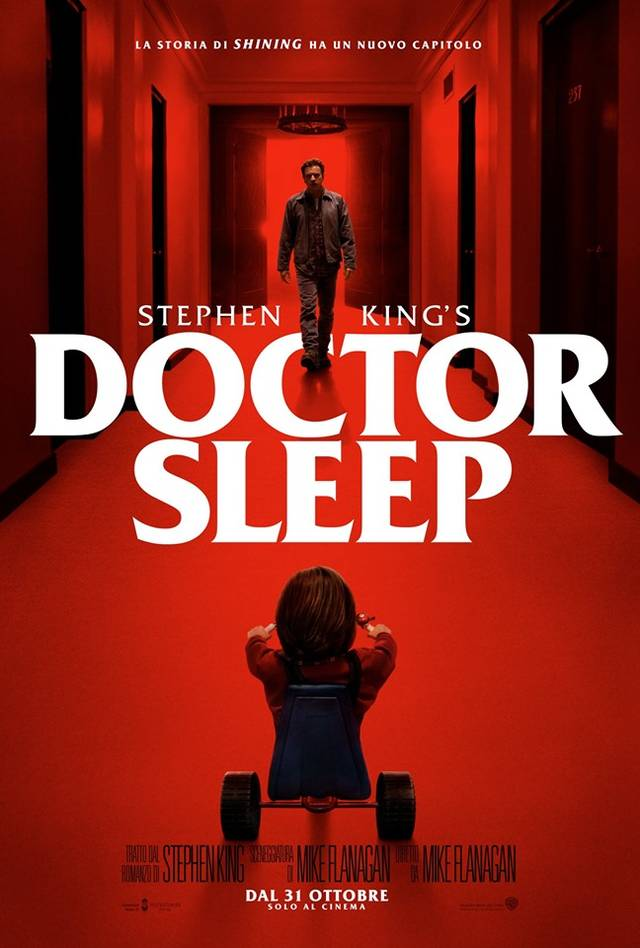 Doctor Sleep_Teaser Poster Italia 2