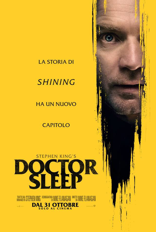 Doctor Sleep_Teaser Poster Italia 3