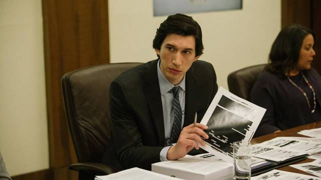The Report Adam Driver foto dal film 2