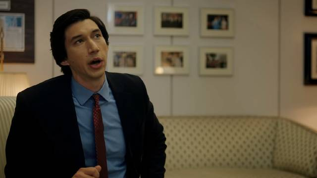 The Report Adam Driver foto dal film 3