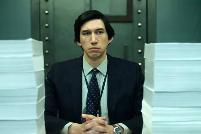 The Report Adam Driver foto dal film 4