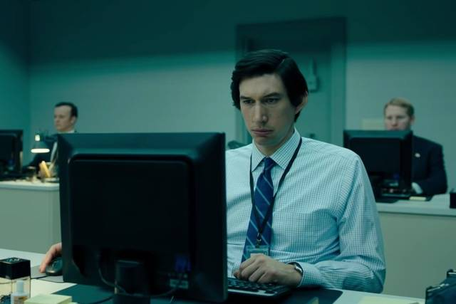The Report Adam Driver foto dal film 5