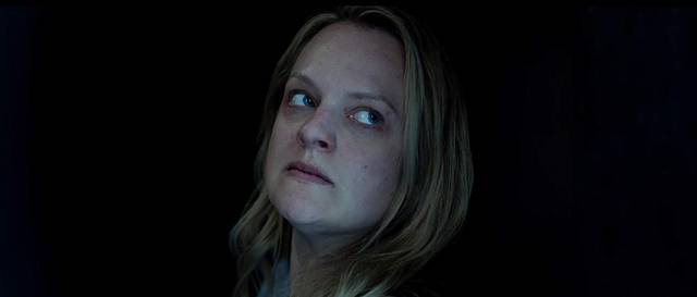 The Invisible Man Elisabeth Moss foto dal film 7