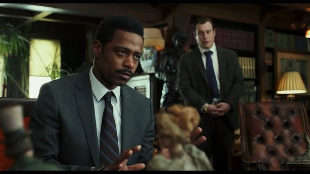 Cena con Delitto - Knives Out Noah Segan LaKeith Stanfield foto dal film 10