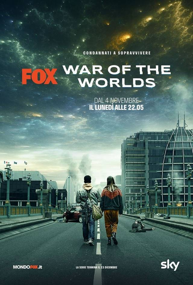 War of the worlds ita mid