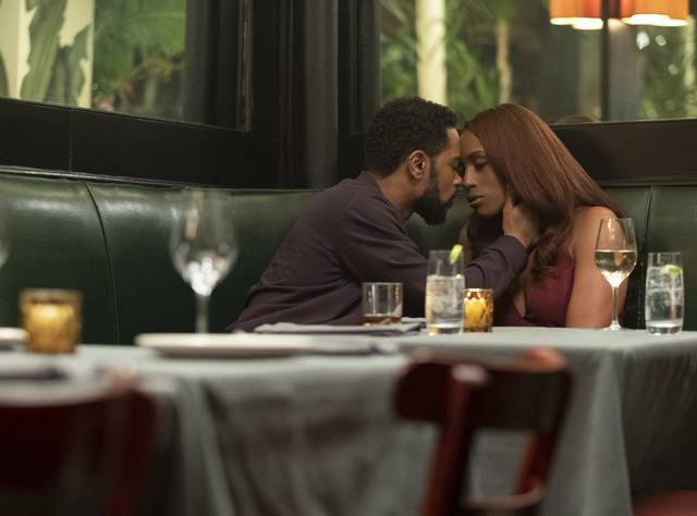 The Photograph Issa Rae LaKeith Stanfield foto dal film 1
